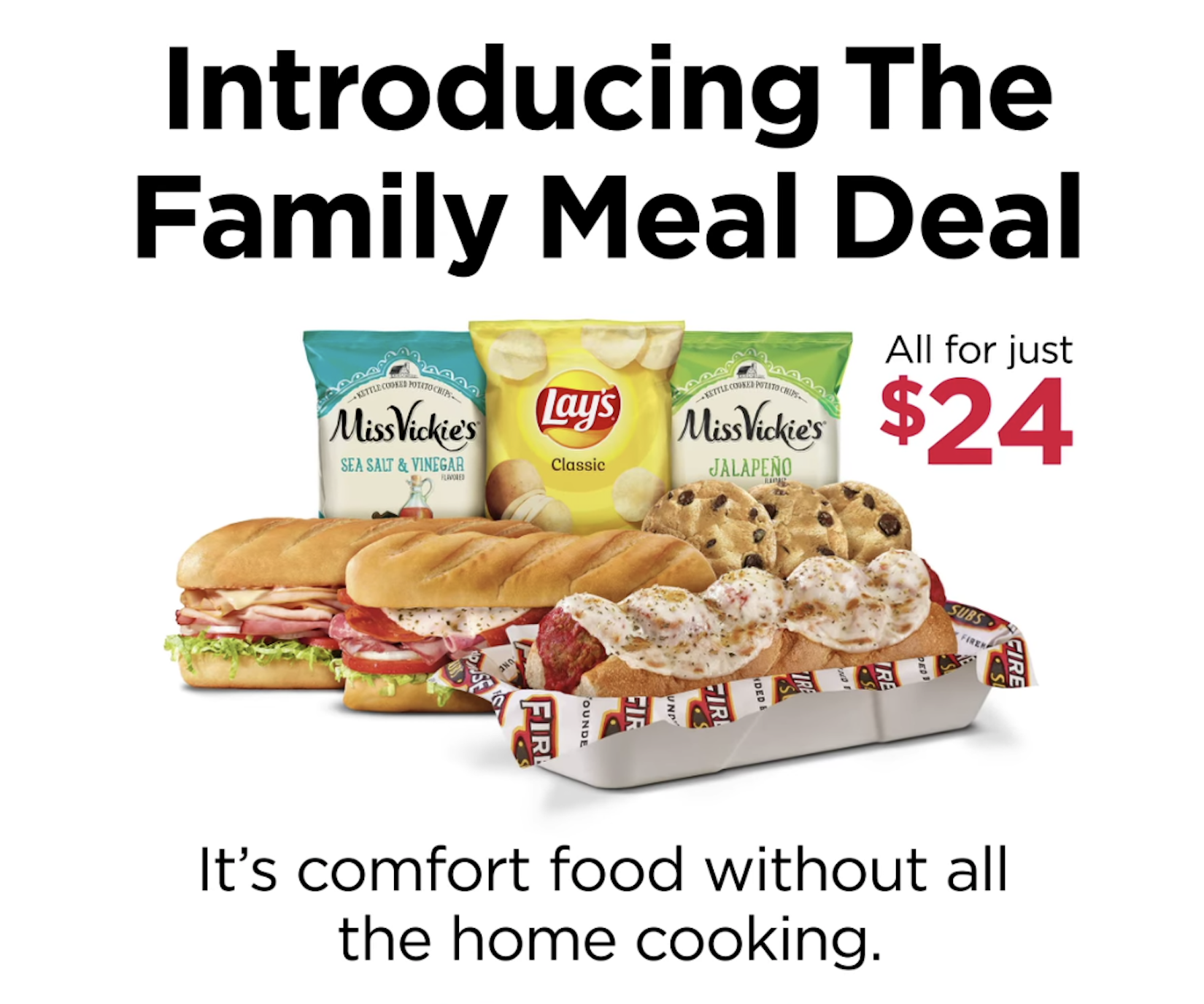 Family Meal Deal!