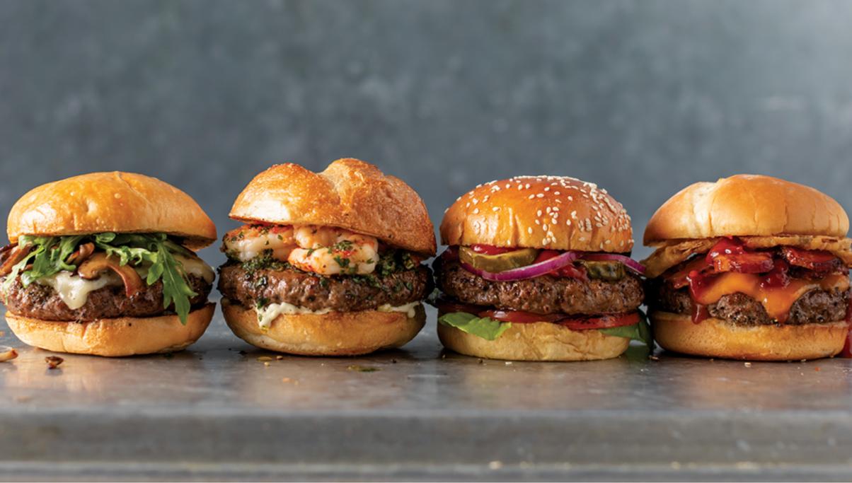 Summer Burger Recipes