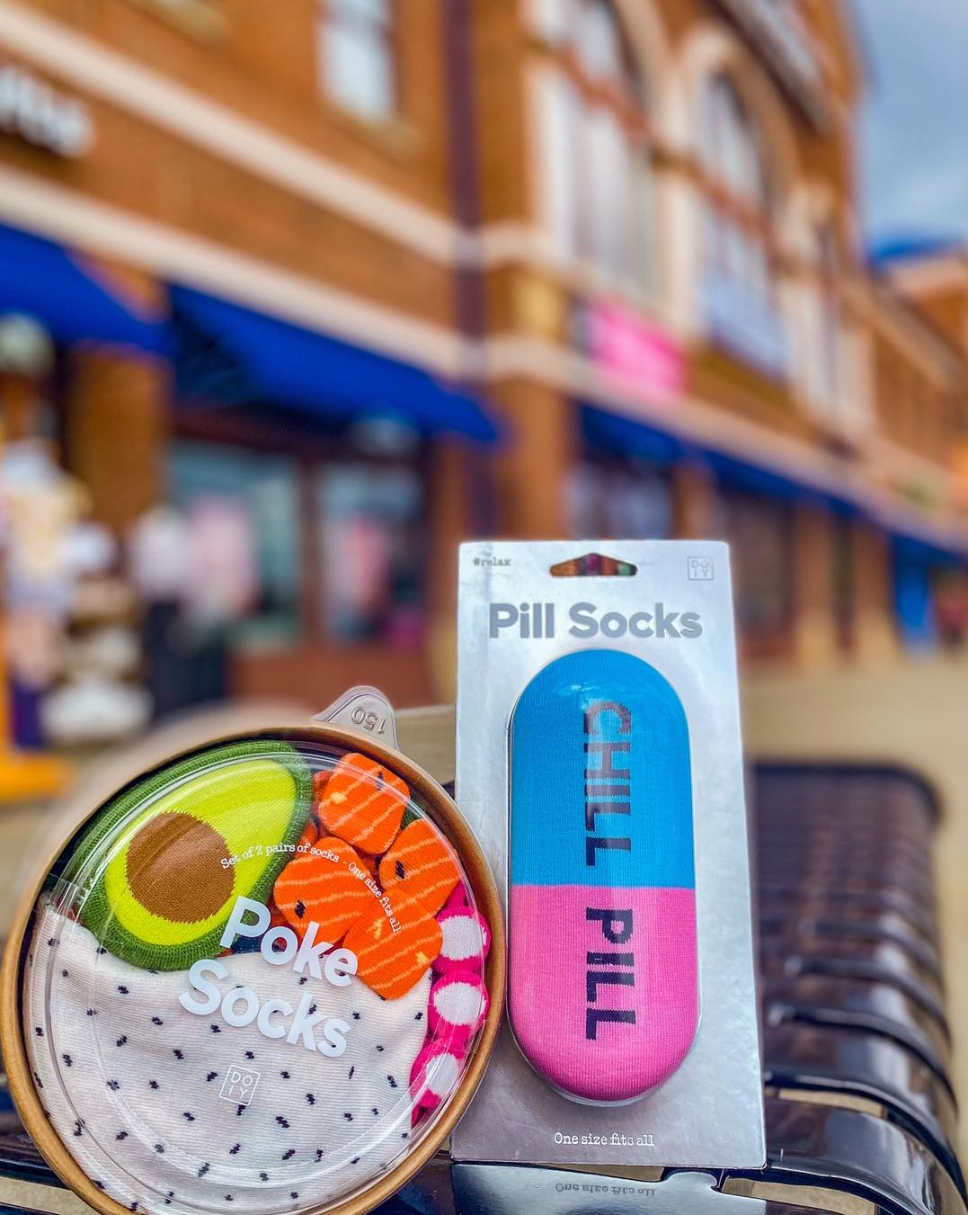 Stock Up on Socks for Fall