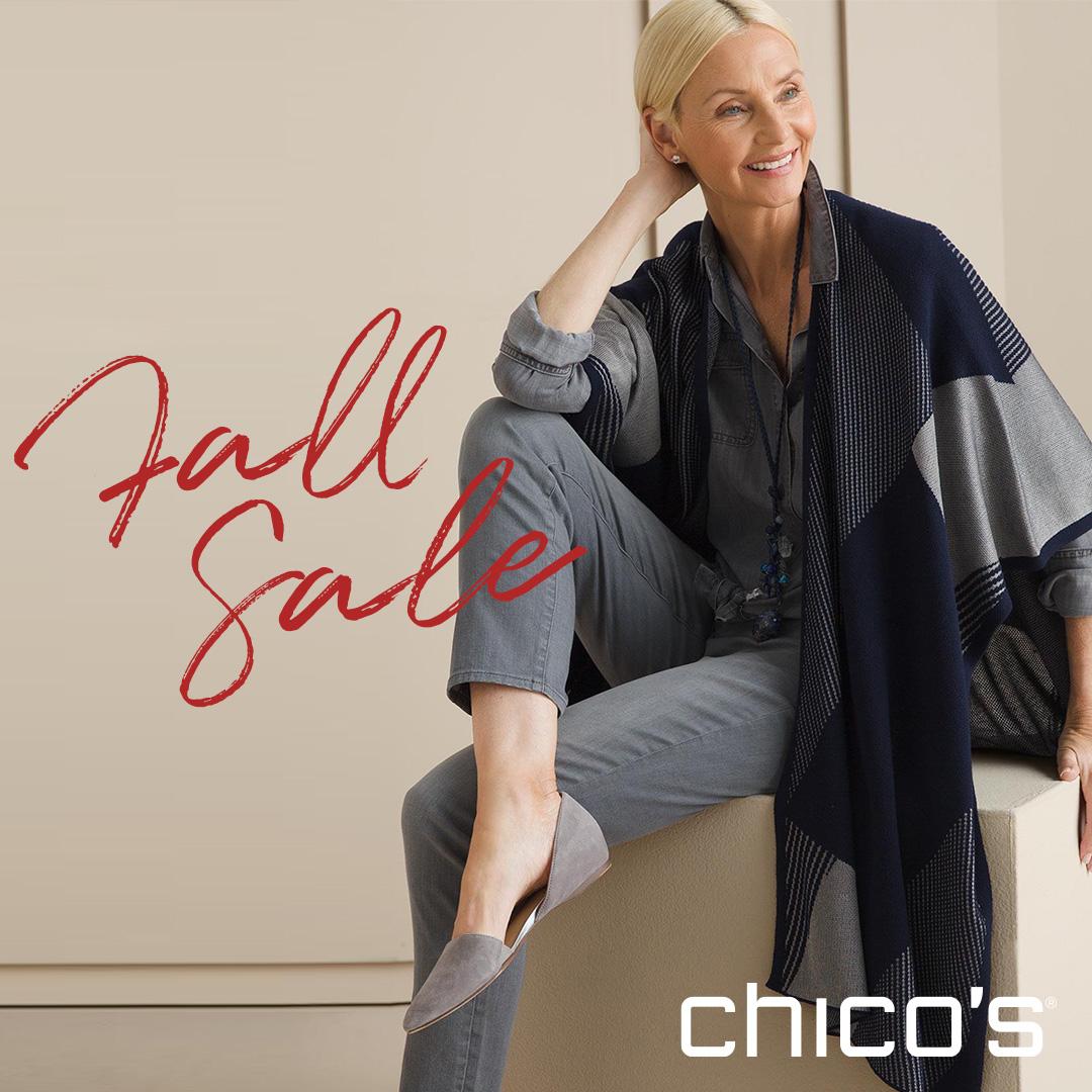 Save on Fall Fashions