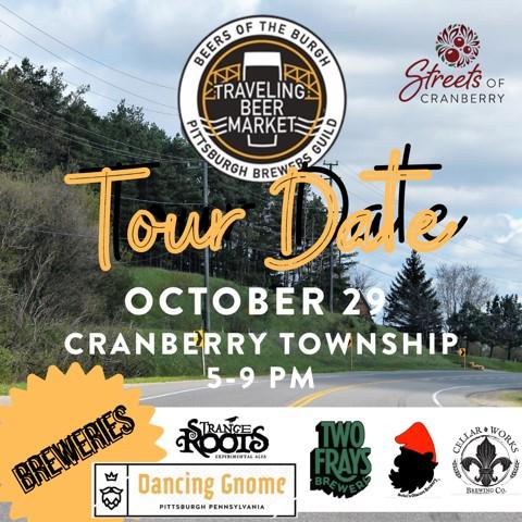 Traveling Beer Market – FREE Event